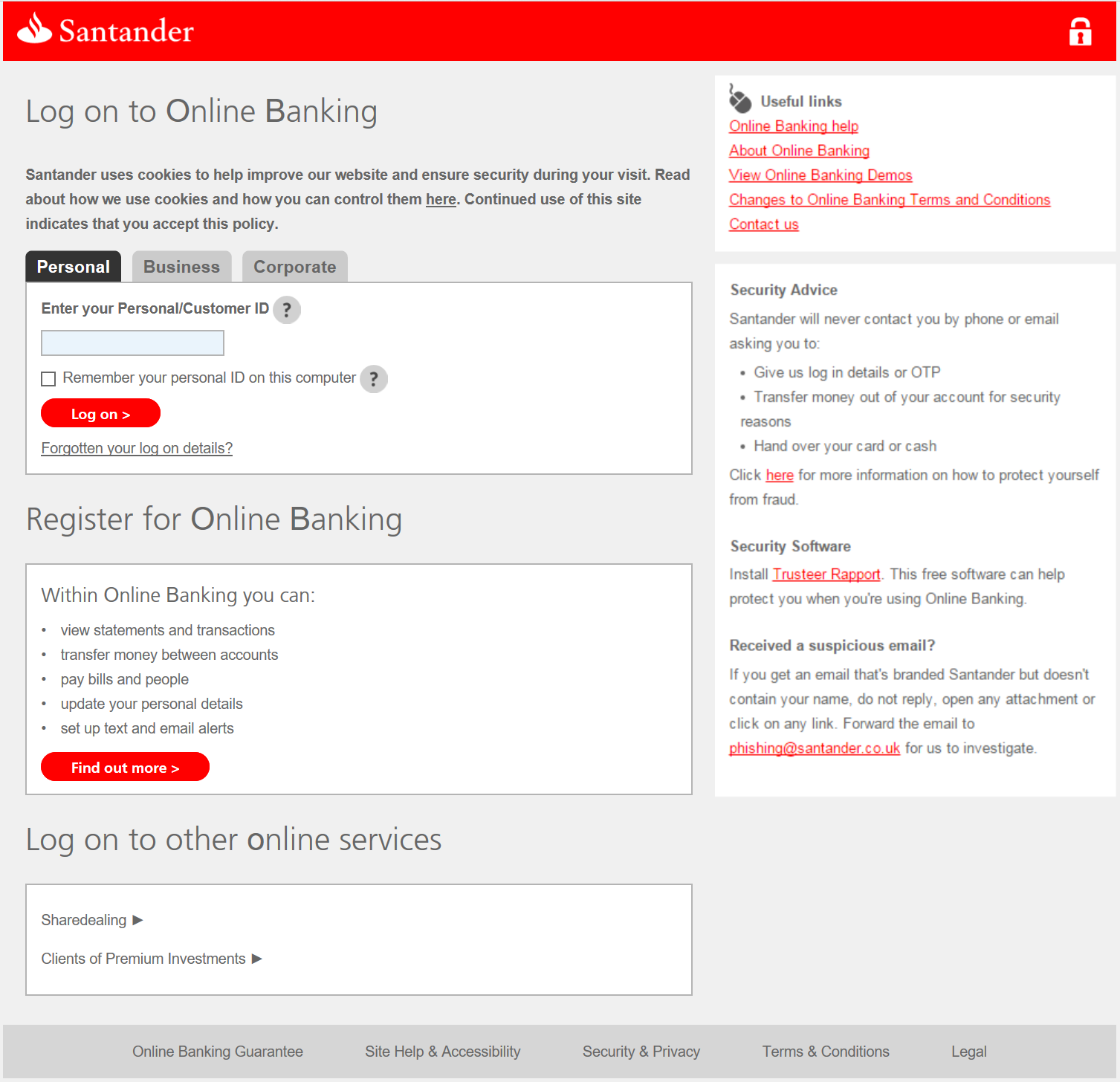 The sircles it support solutions blog santander important once again very close to the real thing and has no certificate errors but this is because it is not a secure site i am currently using microsoft edge in xflitez Gallery